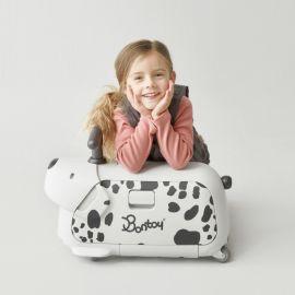 Bontoy Traveller ride-on toy & suitcase - Dalmation DIY