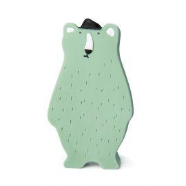 Natural rubber toy - Mr. polar bear
